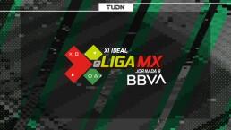 Esta es el XI ideal de la Jornada 8 de la eLiga MX