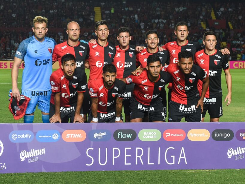 Colon v Boca Juniors - Superliga 2019/20