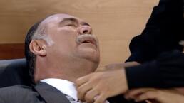 C71: Adriano se desploma por un ataque al corazón