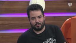 José Eduardo Derbez es el 'papá luchón' de un cerdito llamado Boris
