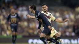 ¿Cuántos duelos entre Pumas y América se jugaron en viernes?