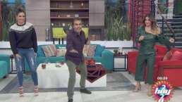 Viernes de chistes: Galilea Montijo y Andrea Legarreta sacan al comediante que llevan dentro