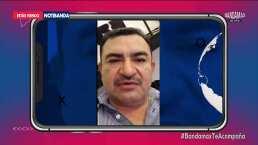 Tony Meléndez espera el resultado de una segunda prueba de coronavirus