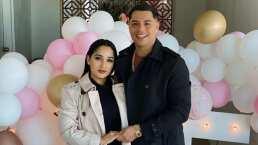 Eduin Caz sorprende a su esposa con cajas de regalo Gucci