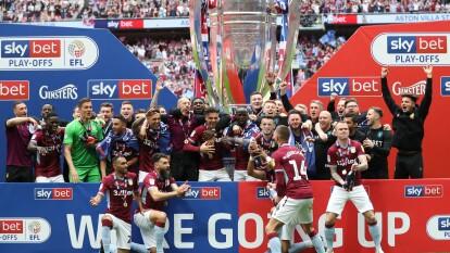 El Aston Villa, recién ascendido como tercer lugar del Championship, es el 4to equipo Premier que más gastó en este mercado: 148.8 millones de euros.