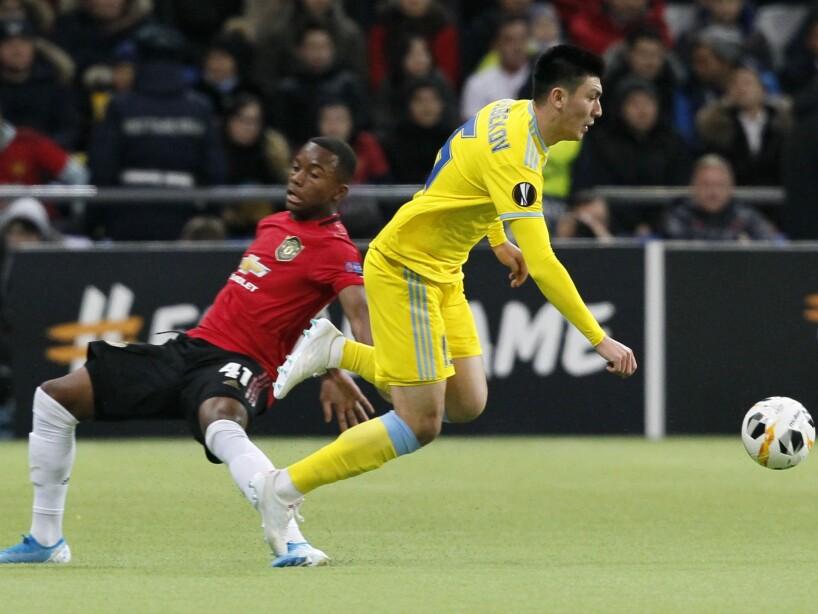 Kazakhstan Soccer Europa League
