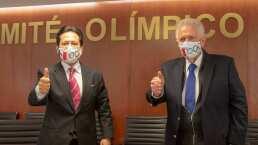 Delegación mexicana asegura presencia en los Juegos Olímpicos