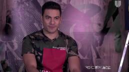Carlos Rivera, un guerrero dispuesto a ganar batallas