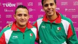 Llegó el Oro 32: López y Molina ganan frontenis dobles