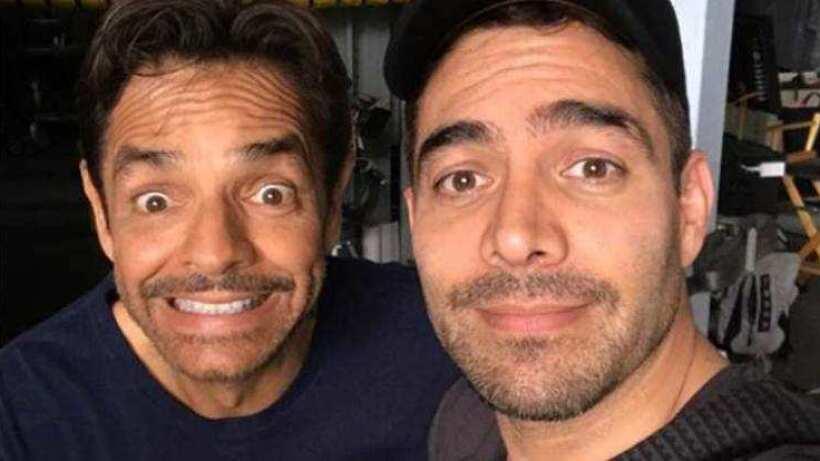 """Ni enterados estabamos"""": ¿Eugenio Derbez y Omar Chaparro ..."""