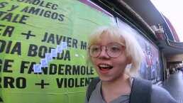 Brigitte Grey se lanza a Argentina de mochilazo