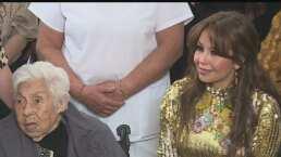 Mira el momento en el que clausuran el asilo donde maltrataron a la abuela de Thalía