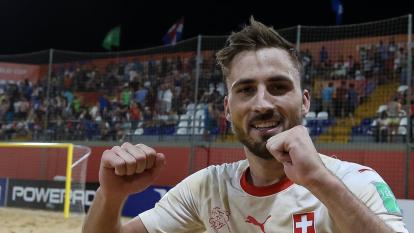 Suiza gana al local Paraguay en un vibrante encuentro, gana su pase y avanzan a cuartos de final. El marcador fue de 7-6.