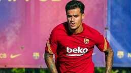 Philippe Coutinho jugará con el Barcelona en la temporada 2020-21