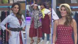 Galilea Montijo revela que se iba a los tianguis a conseguir sus outfits ochenteros