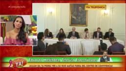 ¡Triunfo para Julián Gil!: Ya podrá ver a su hijo fuera de tribunales
