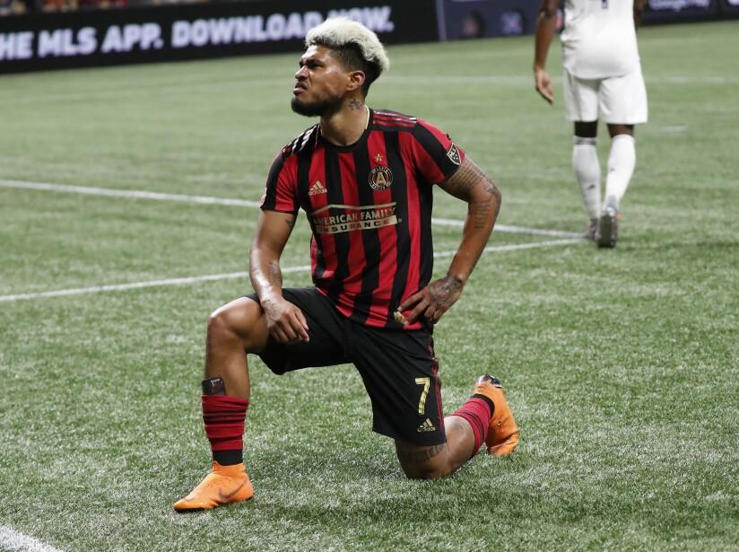MLS-Atlanta United-Martinez Soccer