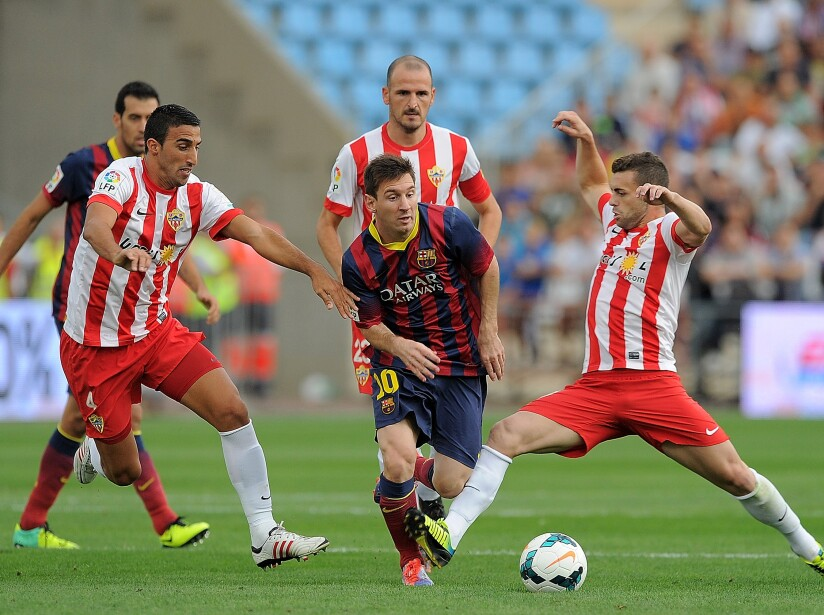 UD Almeria v FC Barcelona - La Liga