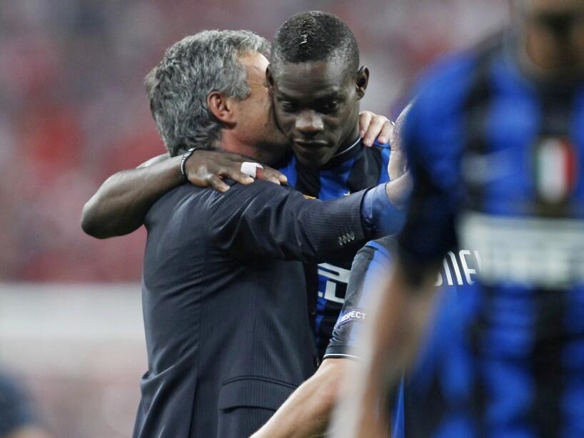 Jose Mourinho, Mario Balotelli