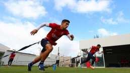 'Conejo' Brizuela lo tiene claro: no quiere repechaje