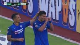 ¡Defensa goleador! Escobar saca bombazo para vencer 1-0 a Luis García