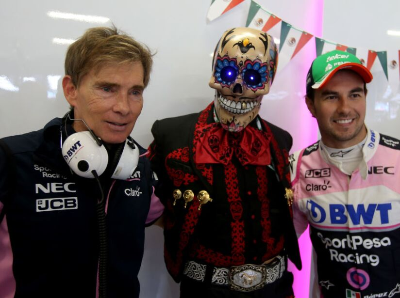 F1 Grand Prix of Mexico - Final Practice