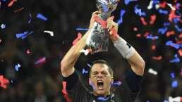 Tom Brady no se cansa de llegar a los Super Bowls
