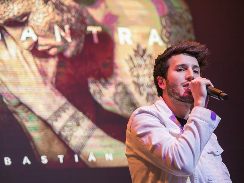 Sebastián Yatra trae su 'Mantra' a la música urbana | Música