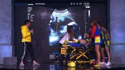 Guerreros 2021 Capítulo 18: Ferka presenta a bebé Leonel en ultrasonido en vivo