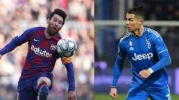 Messi y Cristiano llegan a '1000' ¡el mismo día!