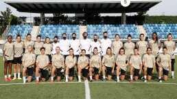 ¡Histórico! Kenti Robles tiene primer entrenamiento con el Madrid