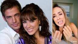 Jacky Bracamontes complace a sus fans y recrea pelea entre Alex y María José de 'Sortilegio'