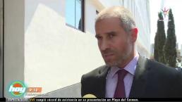 Abogados de Alejandro Fernández dispuestos a negociar con Luis Miguel