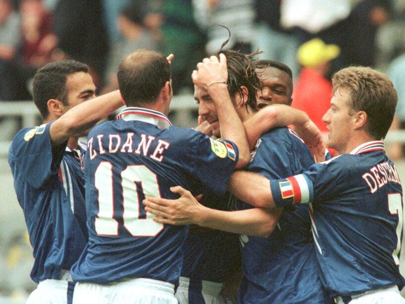 BRITAIN EURO 96
