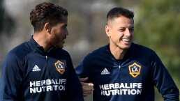 Jonathan confiesa que jugó lesionado con LA Galaxy