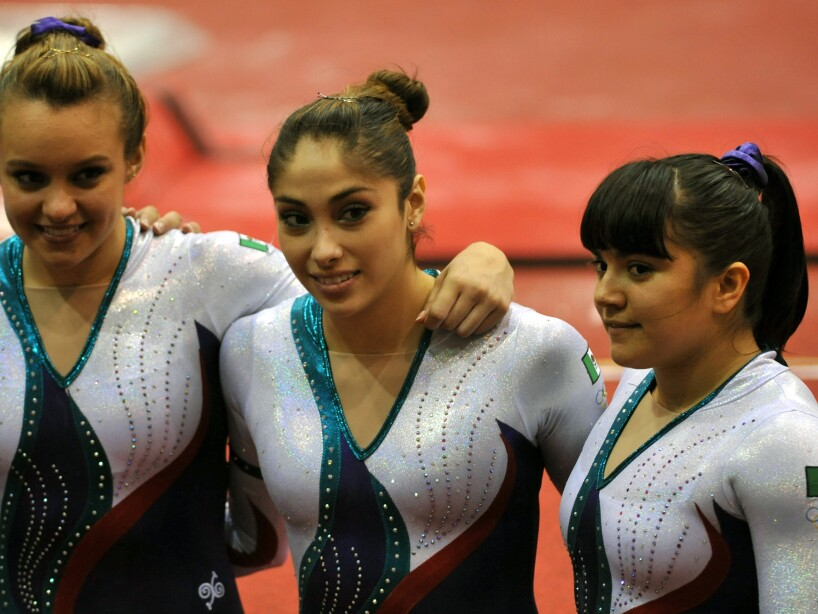 La mexicana, hoy referente del deporte nacional, se impuso a las críticas y se mantuvo firme en su disciplina.