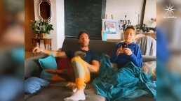 Angelique Boyer y Sebastián Rulli muestran su lado más 'asqueroso' en TikTok