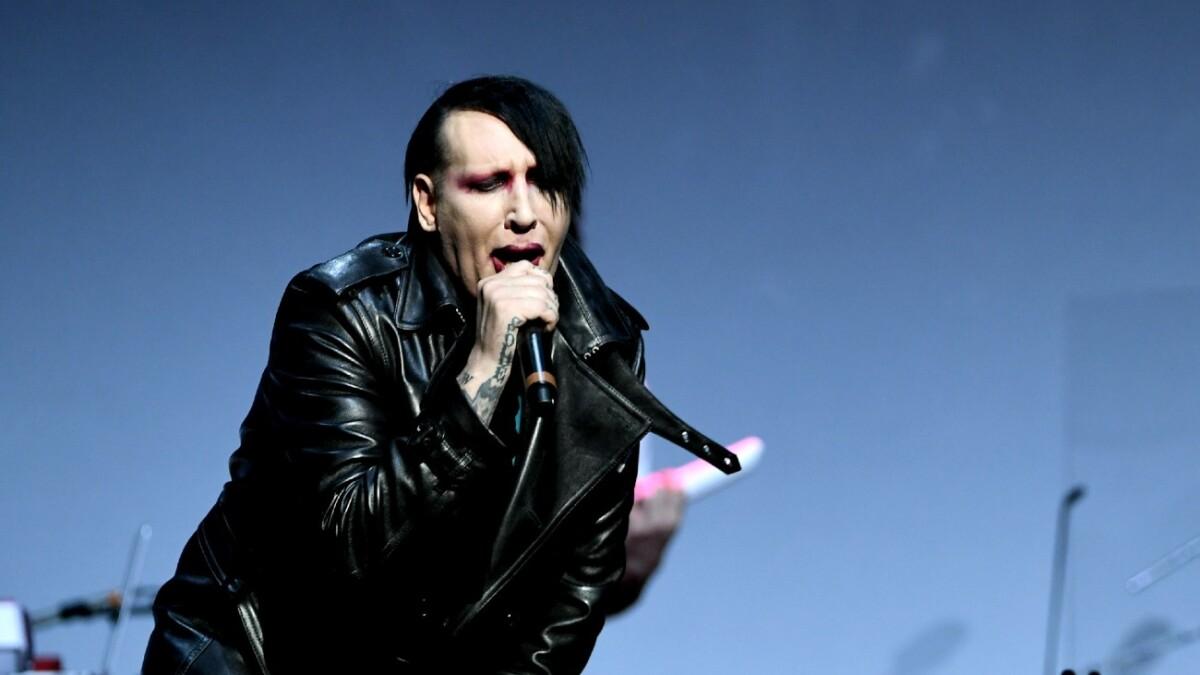 La foto de Marilyn Manson 'de viejo' se vuelve meme en redes sociales