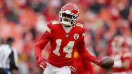 """Sammy Watkins, jugador de los Chiefs: """"Somos una hermandad"""""""