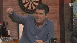 Mauricio Mancera  balconea al 'Burro' Van Rankin y cuenta cuando enseñó de más