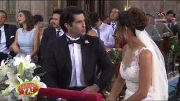 """DETRÁS DE CÁMARAS: ¡Otra boda en """"Enamorándome de Ramón""""!"""
