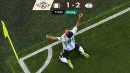 Futbol Retro | Argentina y Messi clasificaban a octavos en Rusia 2018