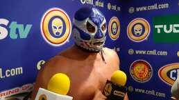 Canek no teme jugarse la máscara ante Rayo de Jalisco Jr.