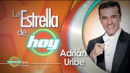 LA ESTRELLA DE HOY: Adrián Uribe