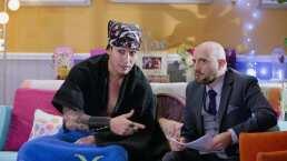 'Rocko' invade el departamento de 'Luis' y 'Silvita' en 'Vecinos'