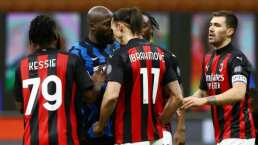 Zlatan niega usar racismo contra Romelu Lukaku