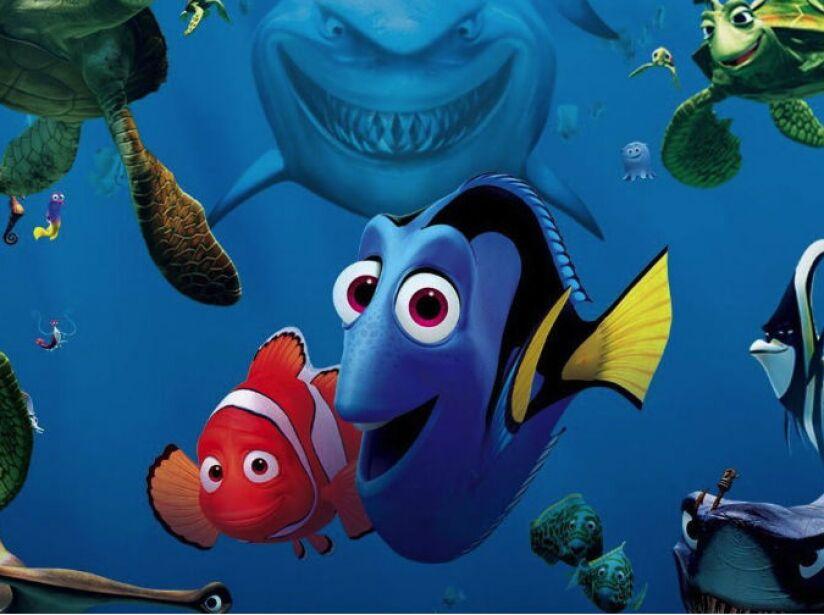 'Buscando a Nemo' recaudó 940 millones de dólares.