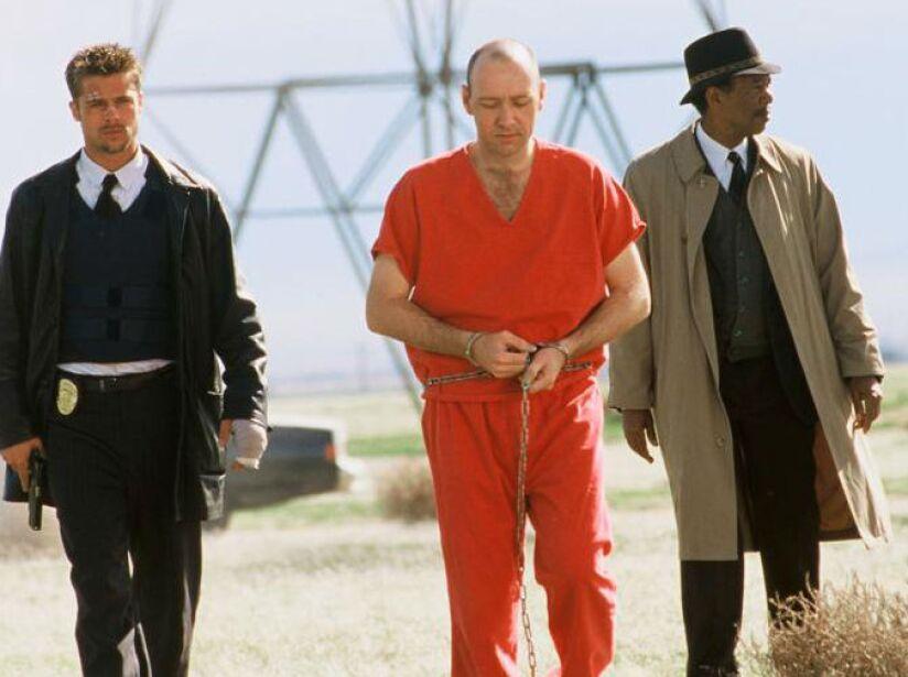 2. Se7en: Uno de los actores más conocidos, Denzel Washington, se arrepintió de rechazar el filme de David Fincher.