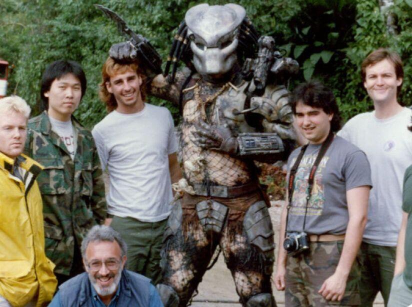 En 1982, este artista de los Efectos Visuales trabajó en el clásico de ciencia ficción The Thing.