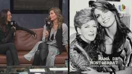 Así es como Yolanda Andrade describió a la mamá de Montserrat Oliver como suegra